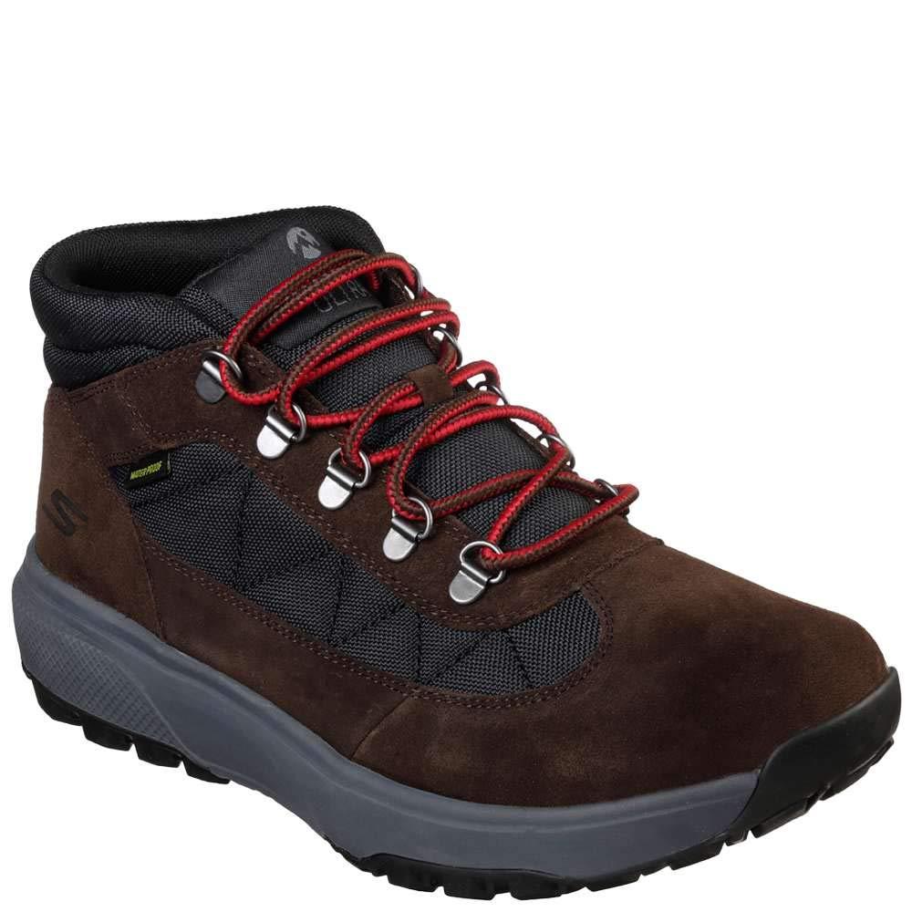 Skechers Outdoor Ultra Stiefel in Übergrößen Braun 55487 CHBK große Herrenschuhe