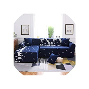 Amazon.com: 1pc Elastic Sofa Covers Stretch Sofa Slipcovers ...
