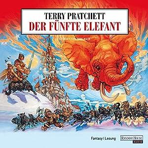 Der fünfte Elefant Hörbuch