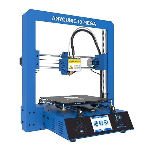 Anycubic i3 Mega - Impresora 3D - Pantalla táctil TFT 3,5 pulgadas ...