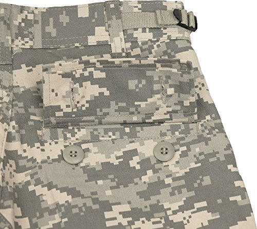 Mens ACU Digital Camouflage Poly Cotton Military BDU Army Fatigues ... 43b305a6d70