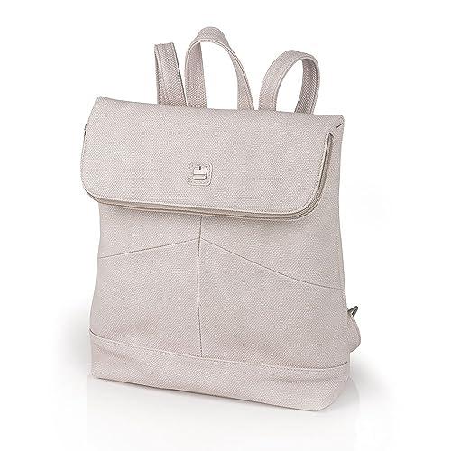 GABOL mochila Monday para mujer color beige: Amazon.es: Zapatos y complementos