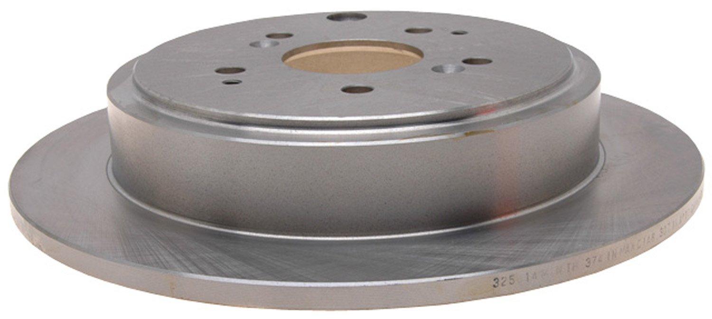 ACDelco 18A1312A Advantage Non-Coated Rear Disc Brake Rotor