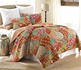 Levtex Home Zanzibar Quilt Set, King