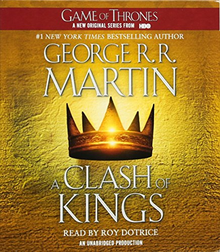 A Clash of Kings: A Song of Ice and Fire: Book Two (Game of Thrones)