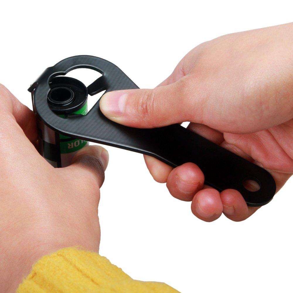 135 35mm Film Cassette Cartridge Opener Developing Darkroom Tool Opening