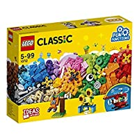 LEGO 乐高 拼插类玩具 Classic 经典系列 齿轮创意拼砌盒 10712 5-99岁 积木玩具