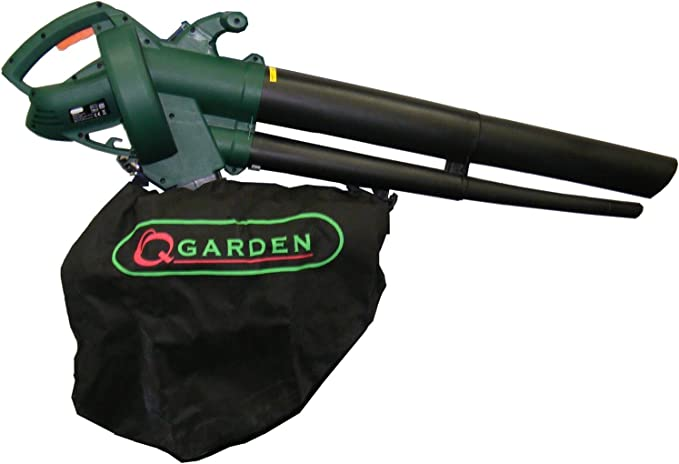 Q Garden QGBV2500 Leaf Blower Vacuum - Budget-Friendly Pick