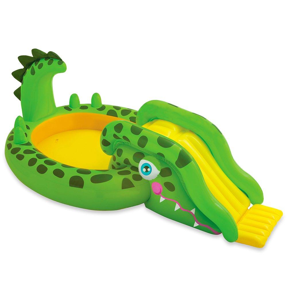 Intex Play Center Gator Planschbecken mit Rutsche