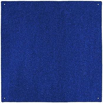 Amazon Com 12 X16 Marina Blue Indoor Outdoor Artificial
