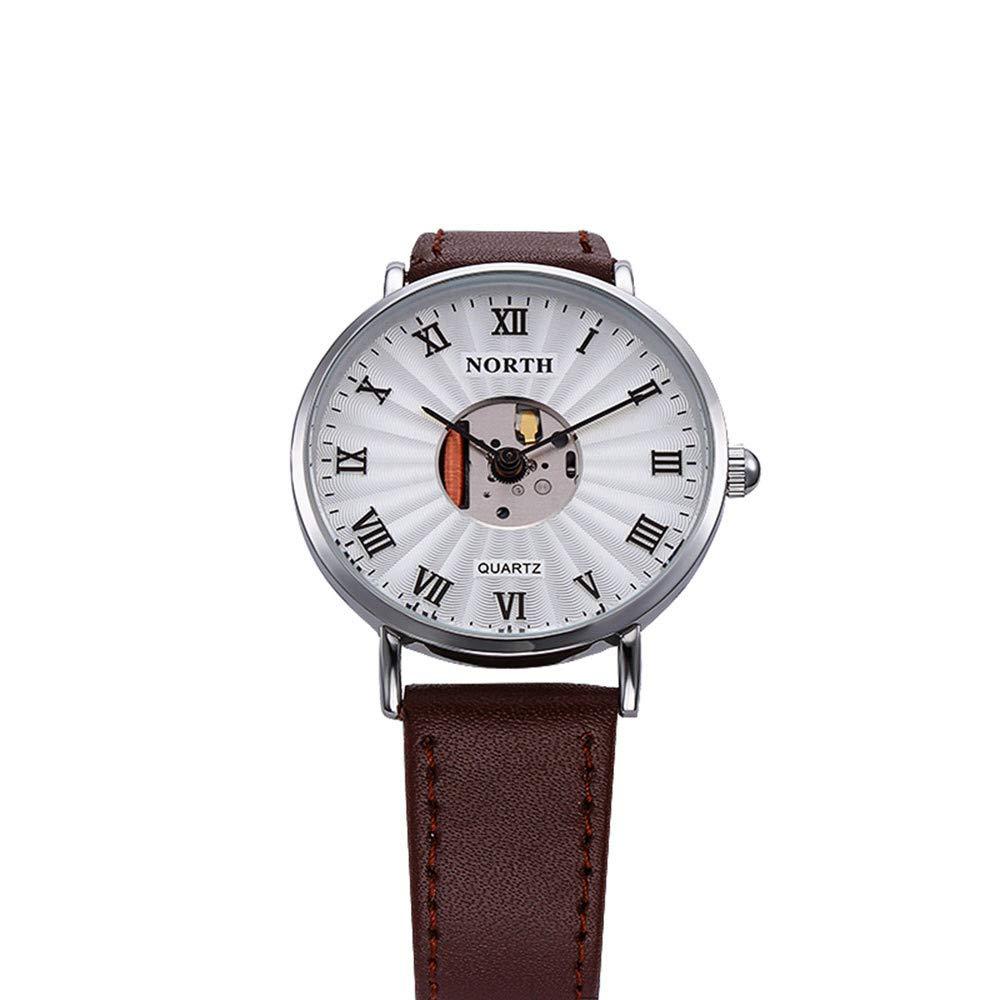 Rcool Relojes suizos relojes de lujo Relojes de pulsera Relojes para mujer Relojes para hombre Relojes deportivos,Reloj analógico impermeable de cuarzo ...