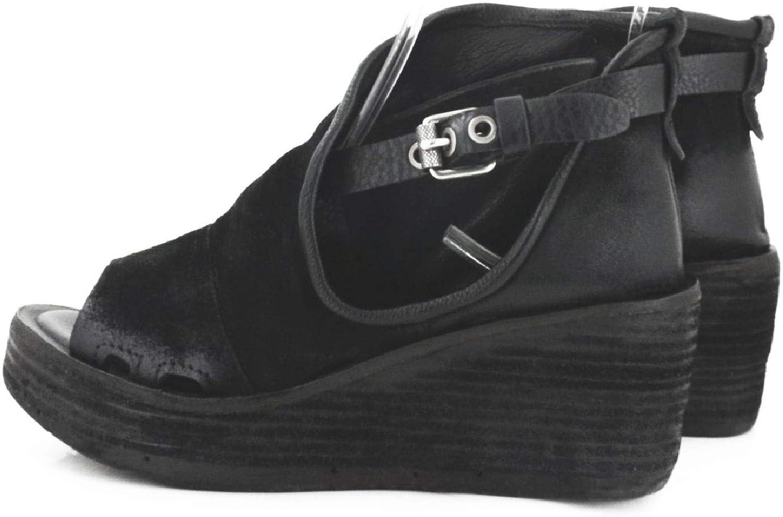 A.S.98 Sandale für Damen Modell NOA Art. 528053 Nero