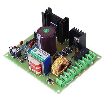 placa del controlador de velocidad del motor 220V 750W PWM Controlador de motor de im/án permanente LY-820