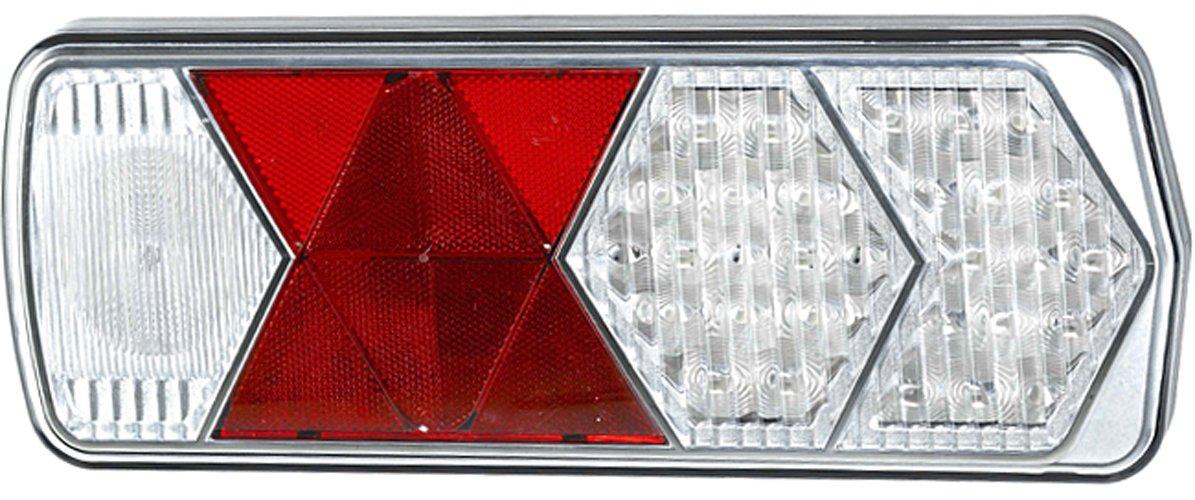 LED 24V izquierda HELLA 2VP 340 950-031 Piloto posterior