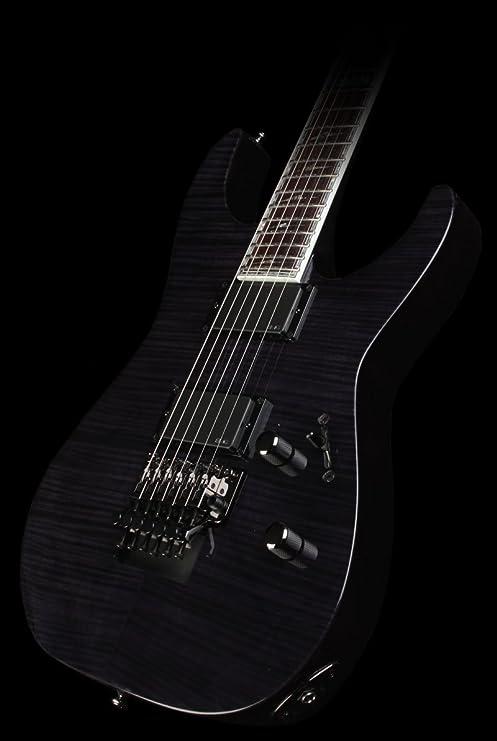 ESP LTD Deluxe M-1000 FM STBK · Guitarra eléctrica: Amazon.es ...