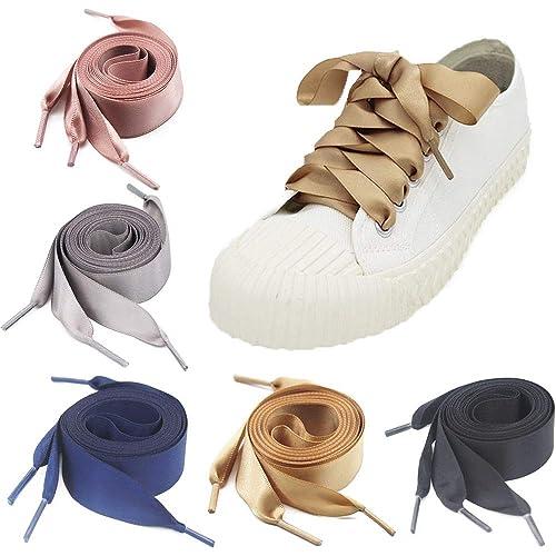 quelle est la longueur des lacets des chaussures van