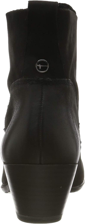 Tamaris 1-1-25108-23, Botines Femme Noir Black 1