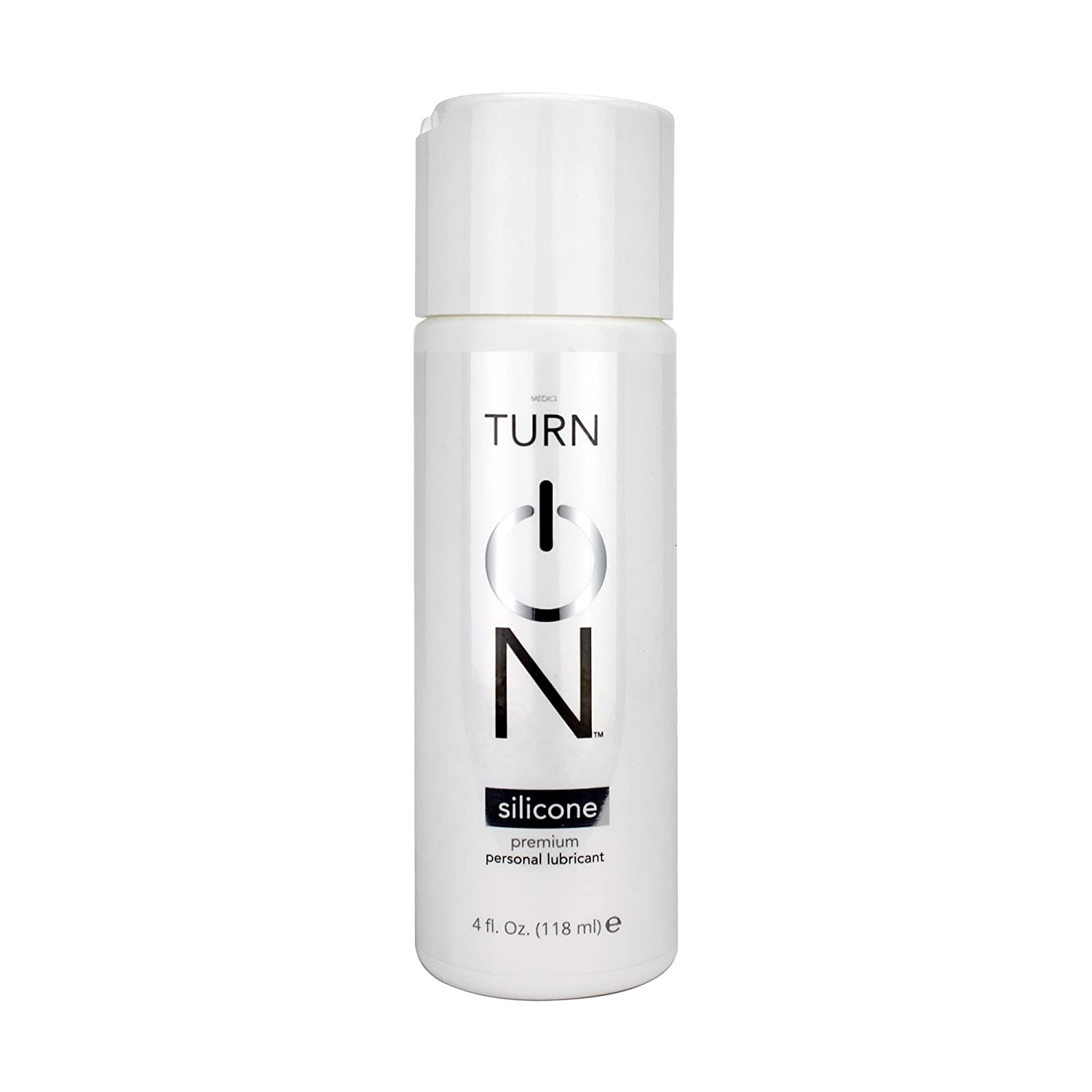 Turn On Personal Silicone Based Lubricant