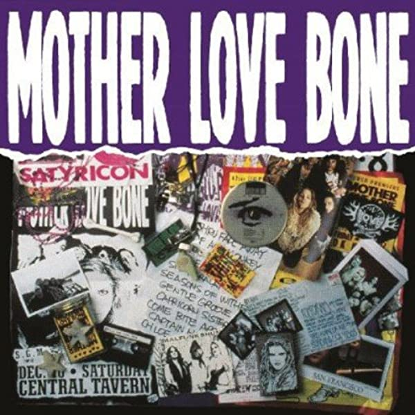 Mother Love Bone BLACK VINYL : Mother Love Bone: Amazon.es: Música