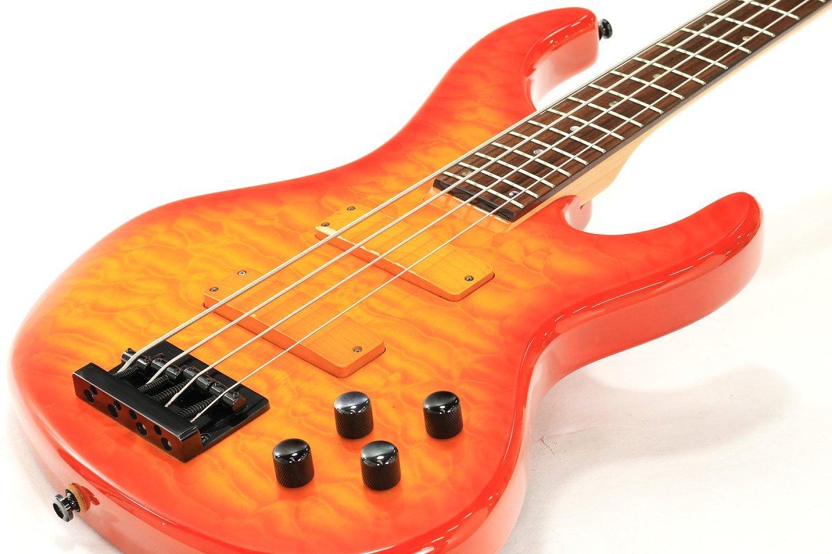 Bossa/Tribute TOBJ-4QM/R Orange Sunburst ボッサ B07D2C3RJH