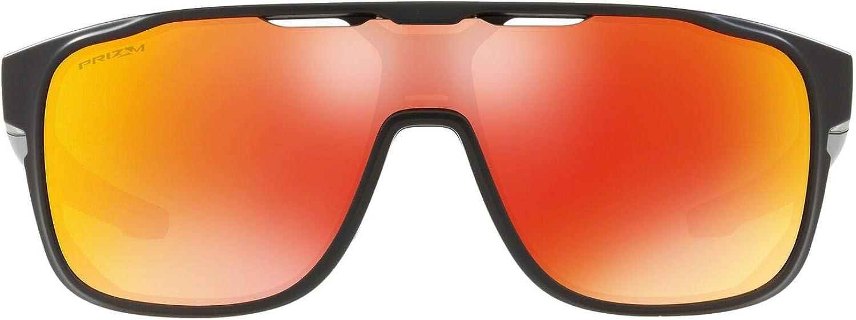 Oakley Men's Oo9387 Crossrange Shield Sunglasses