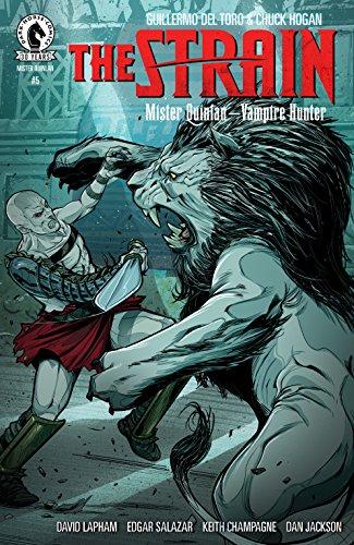 Download PDF The Strain - Mr Quinlan--Vampire Hunter #5