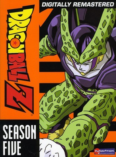 Dragon Ball Z: Season 5 (Perfect and Imperfect Cell Sagas)