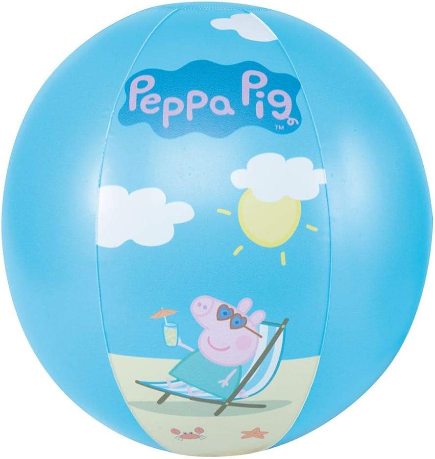 Peppa Pig Pelota de Agua Playa Beach Ball | Inflable | 29 cm ...