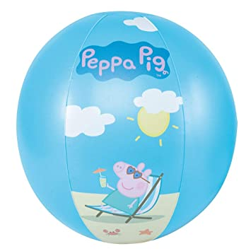 Peppa Pig Pelota de Agua Playa Beach Ball | Inflable | 29 cm ...