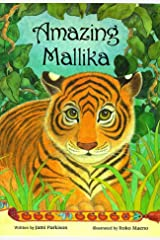 India-Amazing Mallika Children's Book (Marsh Media Character Education) Hardcover