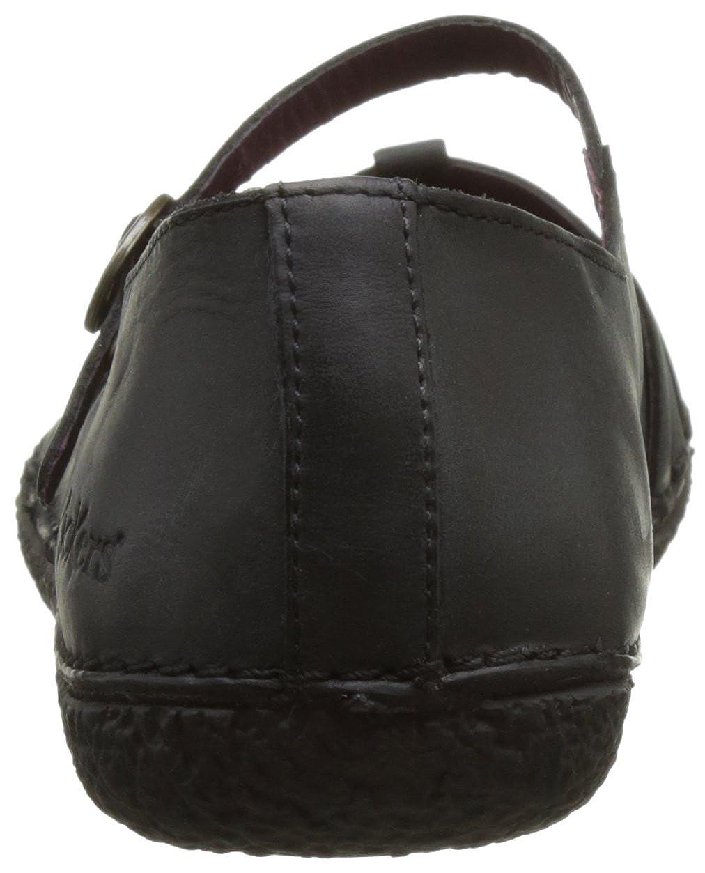 1a5698e26a1dfb Kickers Hibou, Ballerines Bout fermé Femme, (Noir), 36 EU: Amazon.fr:  Chaussures et Sacs