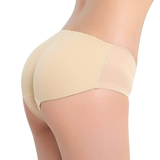 62b4dab81ac Image Unavailable. Image not available for. Color  Woman Butt Hip Enhancer  Panty ...