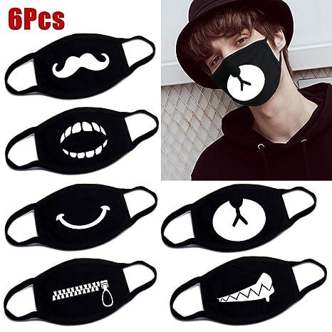 maschera per bocca