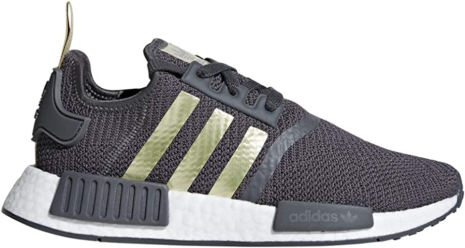 adidas Originals NMD_R1 Schuh, für Damen, Grau (Grau Gold