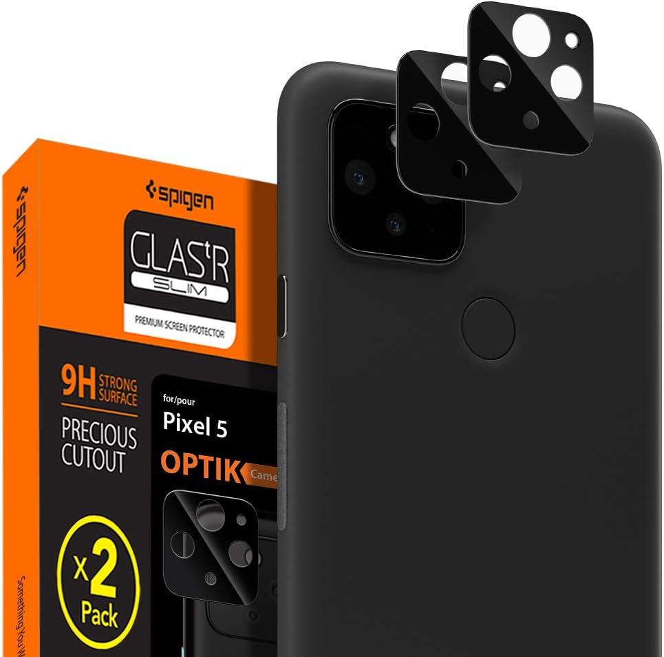 Spigen 2 Stück Kamera Schutzglas Kompatibel Mit Elektronik