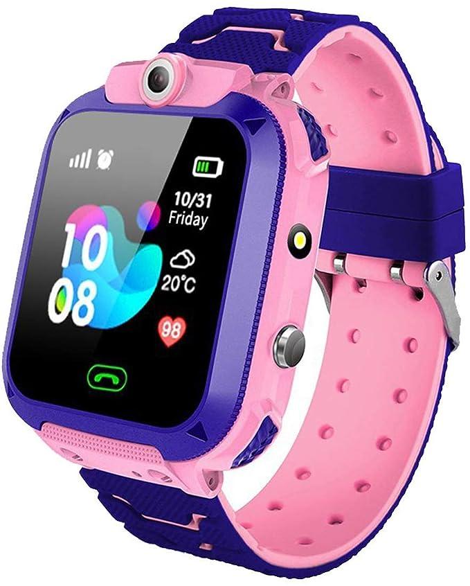Teléfono Smart Watch para niños Impermeable, LBS Tracker Watch ...