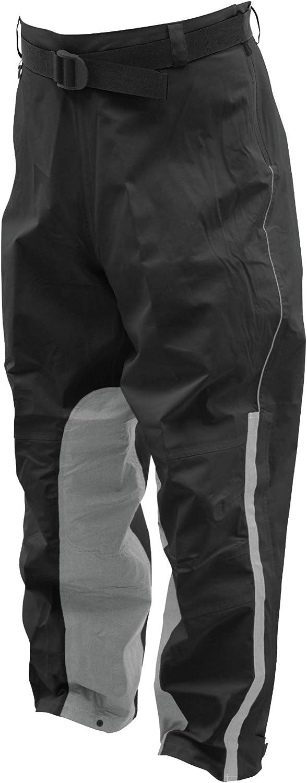 FROGG TOGGS Men's ToadSkinz Reflective Waterproof Rain Pant: Clothing