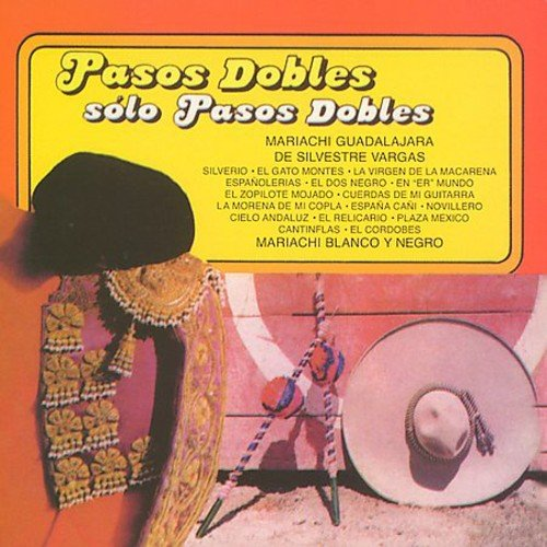 Pasos Dobles Con Mariachi by Warner Music Latina