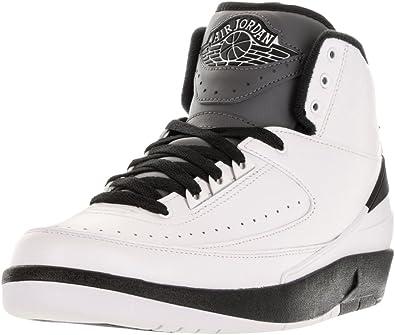Nike Air Jordan 2 Retro Mens Hi Top Basketball Trainers 834272 Sneakers Shoes