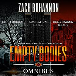 Empty Bodies Box Set, Books 1-3