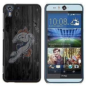 Jordan Colourful Shop - X For HTC Desire EYE M910x Personalizado negro cubierta de la caja de pl????stico