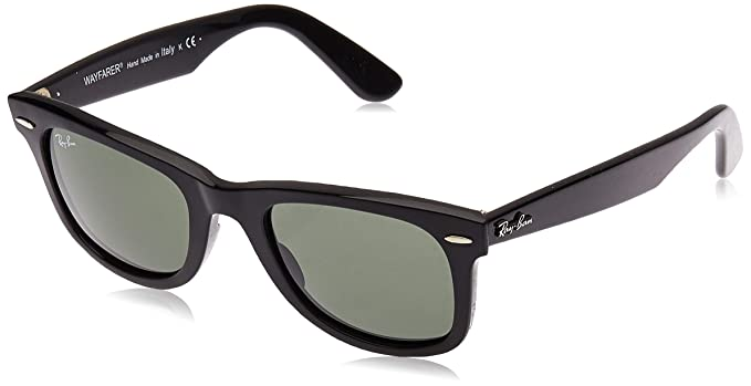 Ray-Ban Mens Original Wayfarer Sunglasses