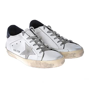 e93a2d4249ff Amazon.com  Golden Goose Superstar Sneakers for Women Size 38 (7.5 ...