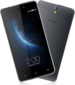 KOOBEE- Smartphone de 5