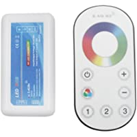 JOYLIT 2.4G RF inalámbrico RGB LED controlador DC