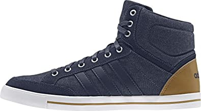 adidas neo Men's Cacity Mid Leather Sneakers