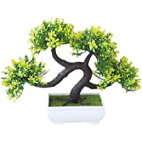 Plantas artificiales Bonsai Flor Artificial Flor Falsa Pequeños