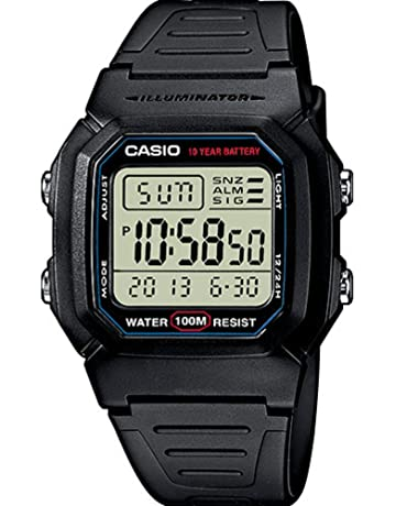 bb805cc6fd10 Casio Collection W-800H-1AVES