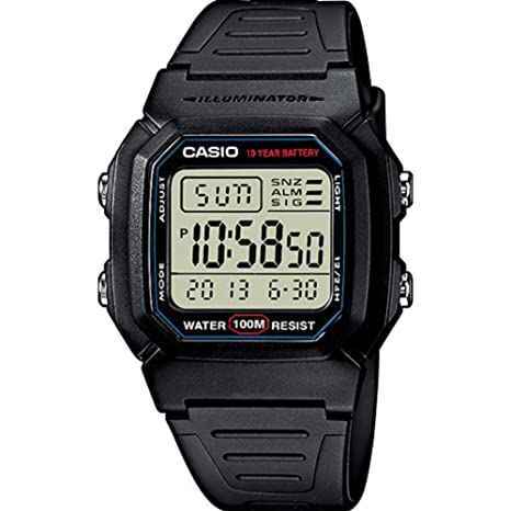 5ec9971f6d77 Casio Collection W-800H-1AVES