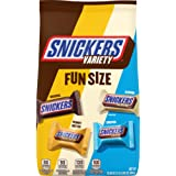 SNICKERS Variety Mix Fun Size Chocolate Candy Bars, 35.09-Ounce Bag
